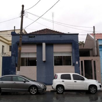 Telhado Laboratório Vital Brasil (antes e depois)