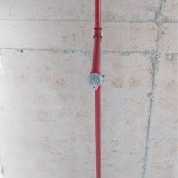 Instalação de Sprinkler